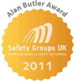 alan butler award 2011