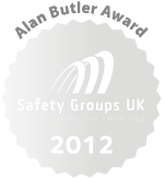 alan butler award 2012