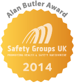 alan butler award 2014