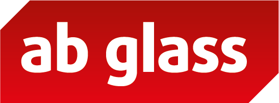 ab glass logo